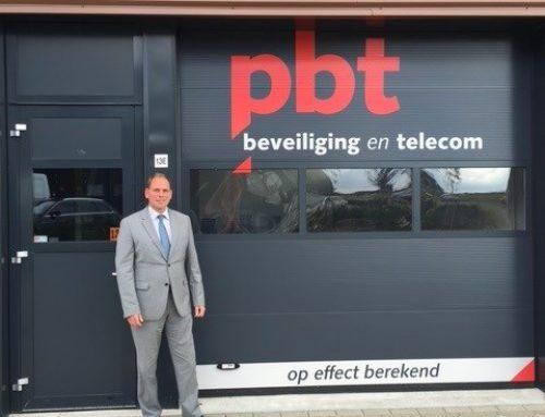PBT werkt samen met de gemeente aan de beveiliging van BusinessPark27